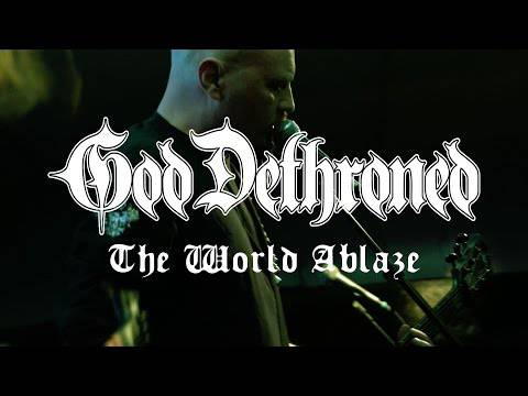 Un premier morceau de God Dethroned en ligne (actualité)