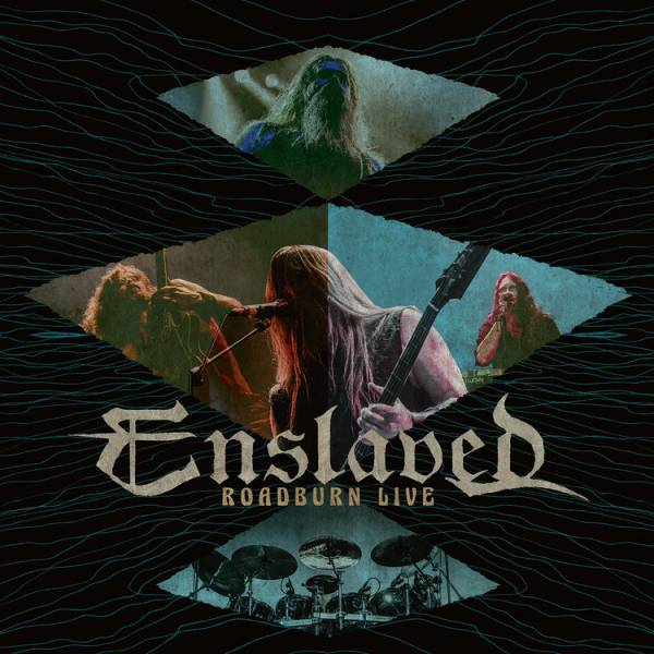 Enslaved sort un premier extrait de son album live (actualité)