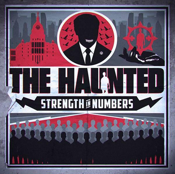 The Haunted balance son premier nouveau morceau (actualité)