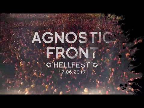 Le concert de Agnostic Front au Hellfest en entier et en ligne (actualité)