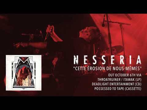Nesseria présente un peu plus son nouvel album (actualité)