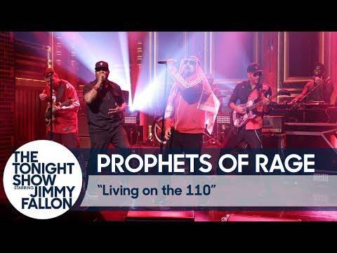 Prophets of Rage chez Jimmy Fallon (actualité)