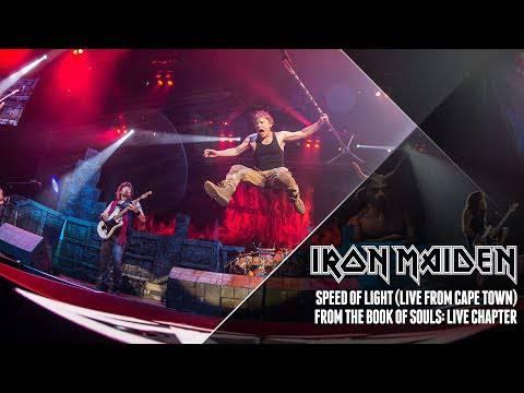 Nouvel album live pour Iron Maiden (actualité)