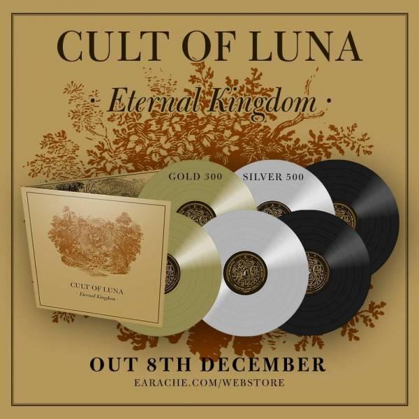 Cult of Luna en vinyle (actualité)