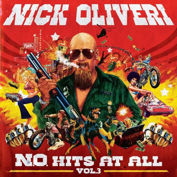 Nick Oliveri est de retour avec un troisième volume (actualité)
