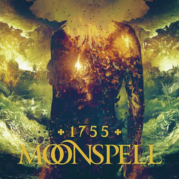 Streaming du nouveau LP de Moonspell (actualité)