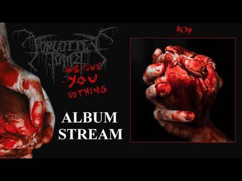Streaming du nouvel album de Forgotten Tomb (actualité)