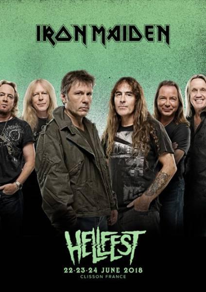 La première tête d'affiche du Hellfest 2018 est connue (actualité)