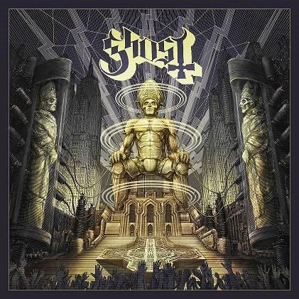 Ghost, nouvel album live (actualité)