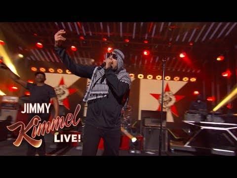 Prophets of Rage de retour chez Jimmy Kimmel (actualité)