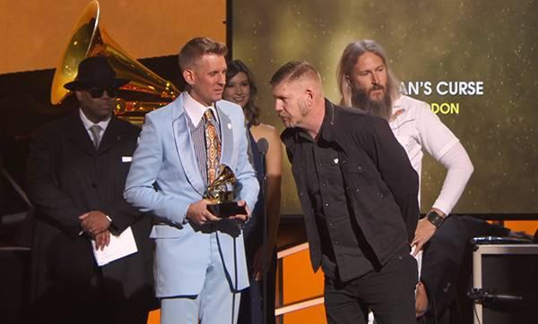 Mastodon gagne un Grammy (actualité)