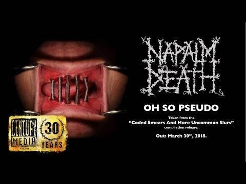 Napalm Death sort un nouveau morceau de sa compilation (actualité)