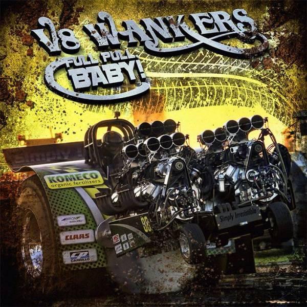 V8 Wankers dévoile la pochette de son prochain album (actualité)