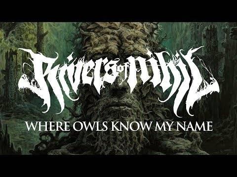Les hiboux connaissent le nom de Rivers of Nihil (actualité)