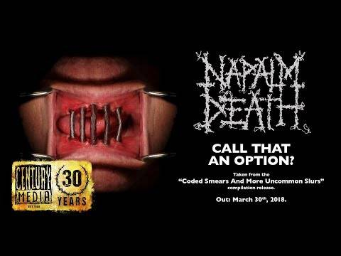 Napalm Death balance un nouvel extrait de sa prochaine compilation (actualité)