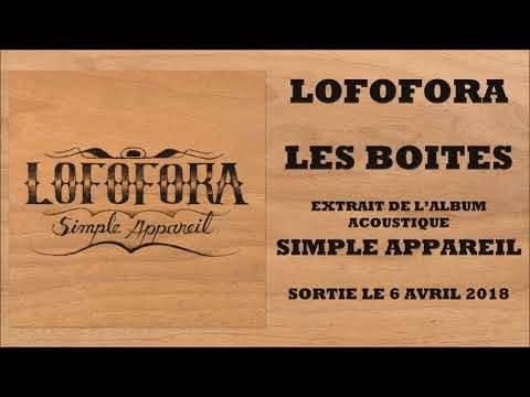 Lofofora range ses appareils dans les boîtes (actualité)