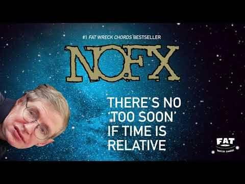 NOFX rend hommage à Stephen Hawking (actualité)