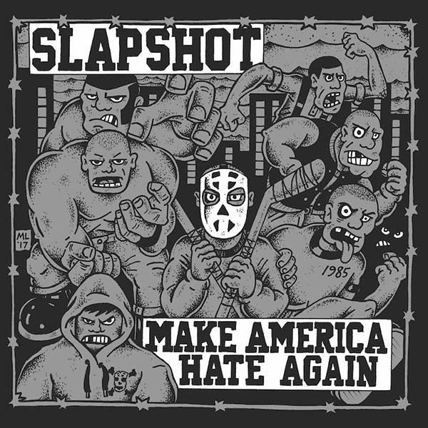 Slapshot  arrive avec un nouvel album (actualité)