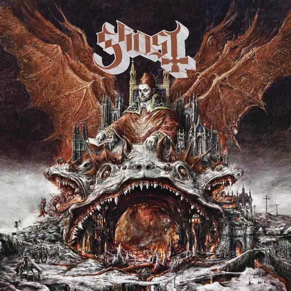 Le début des aventures de Ghost (actualité)