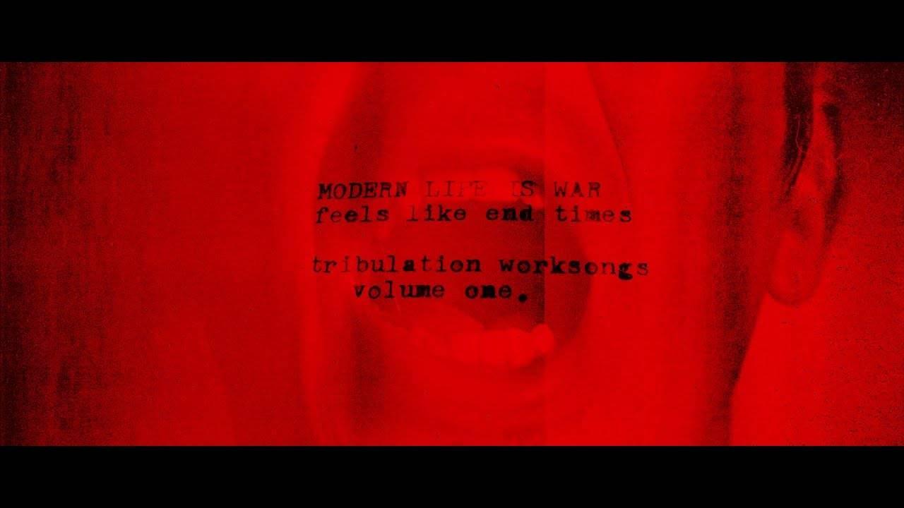 Les tribulations musicales de Modern Life Is War (actualité)