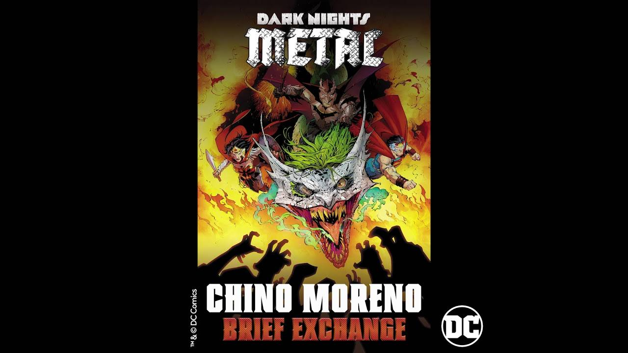 Chino Moreno en solo pour DC Comics (actualité)