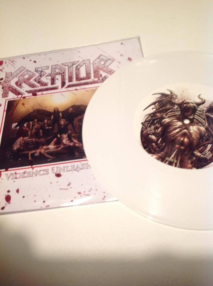 Réédition vinyle pour Kreator (actualité)