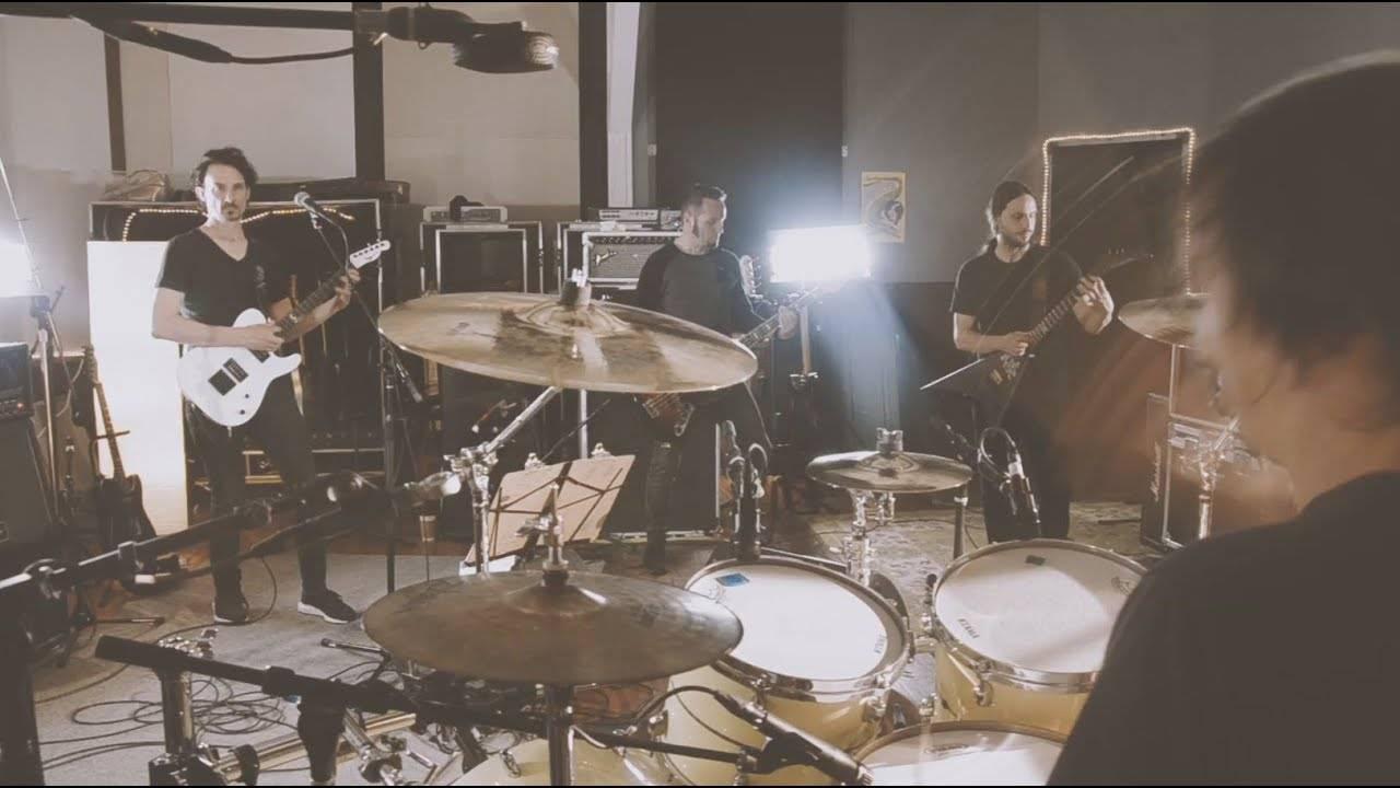 Gojira en live studio pour