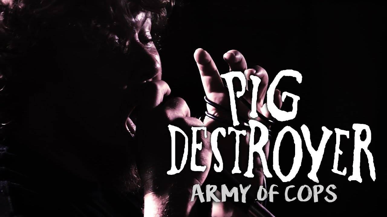 Nouveau clip en ligne pour Pig Destroyer (actualité)