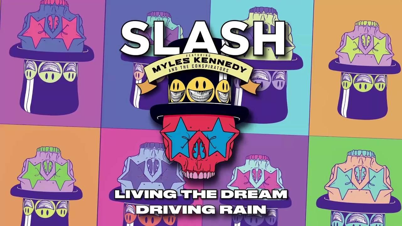 Slash aime la pluie (actualité)