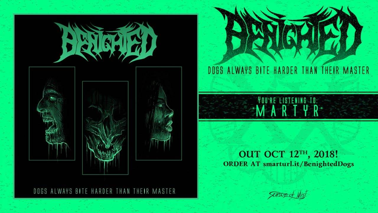 Benighted mord (actualité)