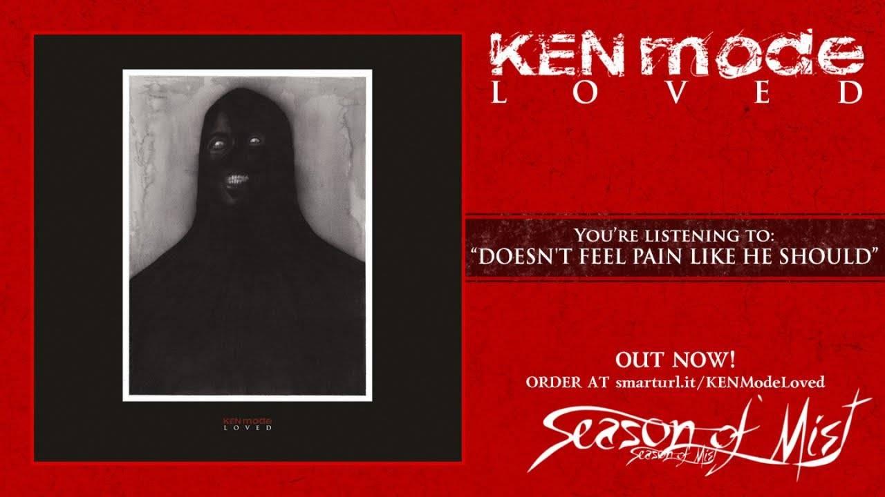 Plein d'amour pour le nouvel album de KEN Mode (actualité)