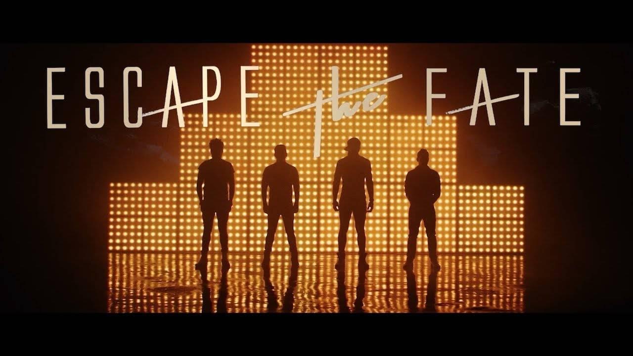 Est-ce que Escape The Fate est humain ? (actualité)