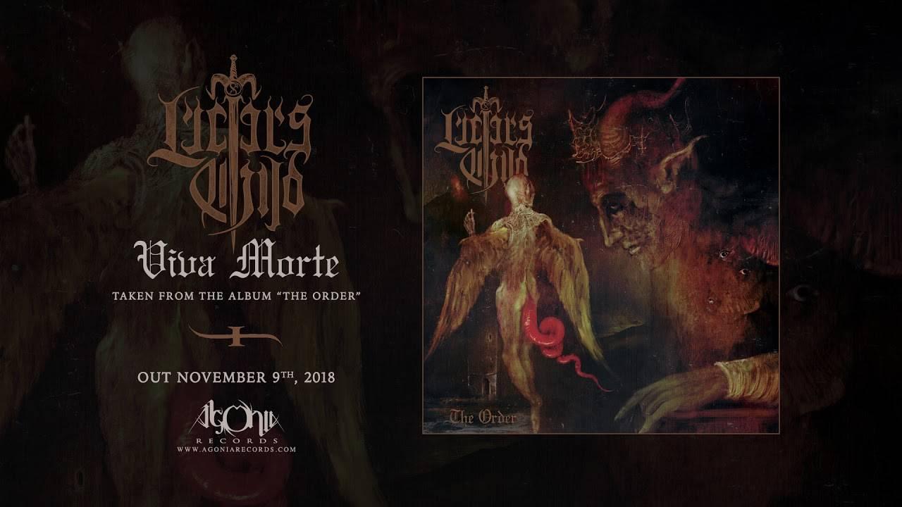 Mange tes morts Lucifer's Child (actualité)