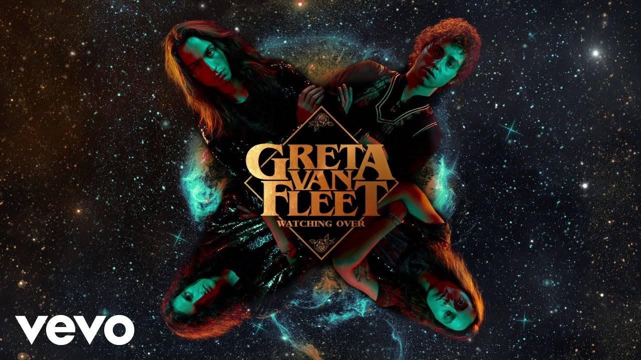 Les pacifiques Greta Van Fleet nous surveillent (actualité)