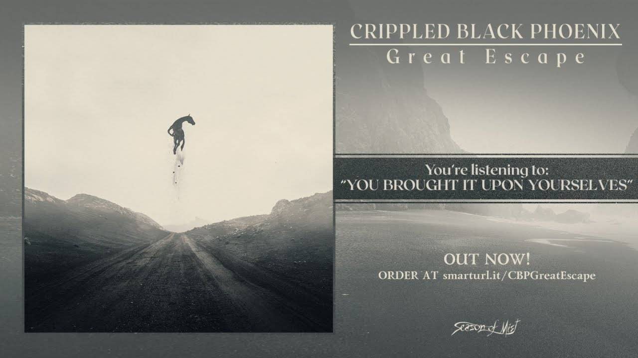 Crippled Black Phoenix streame sa grande évasion (actualité)
