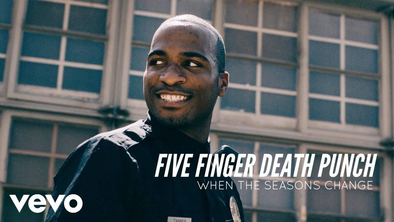 C'est bientôt l'automne pour Five Finger Death Punch (actualité)