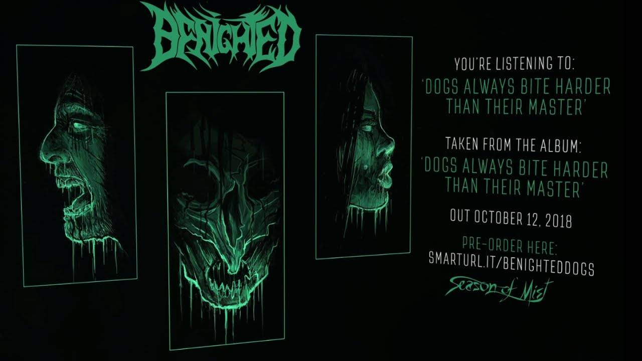 Benighted mord vraiment fort (actualité)