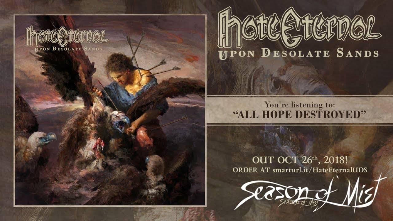 Hate Eternal détruit nos derniers espoirs (actualité)