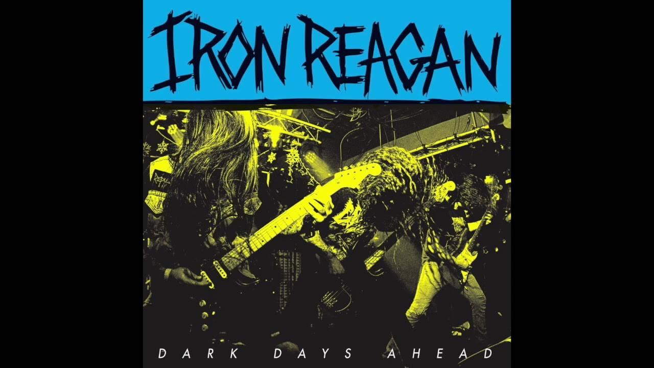 Iron Reagan est dévasté (actualité)
