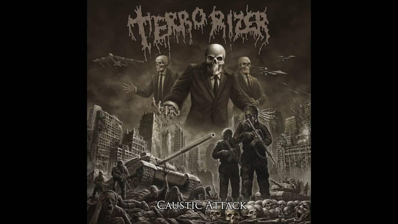 Terrorizer en mode caustique avec son nouvel album (actualité)