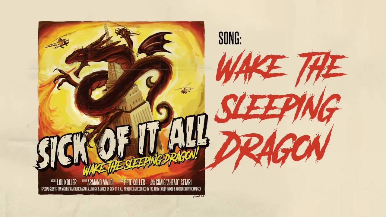Sick of It All réveille le dragon (actualité)