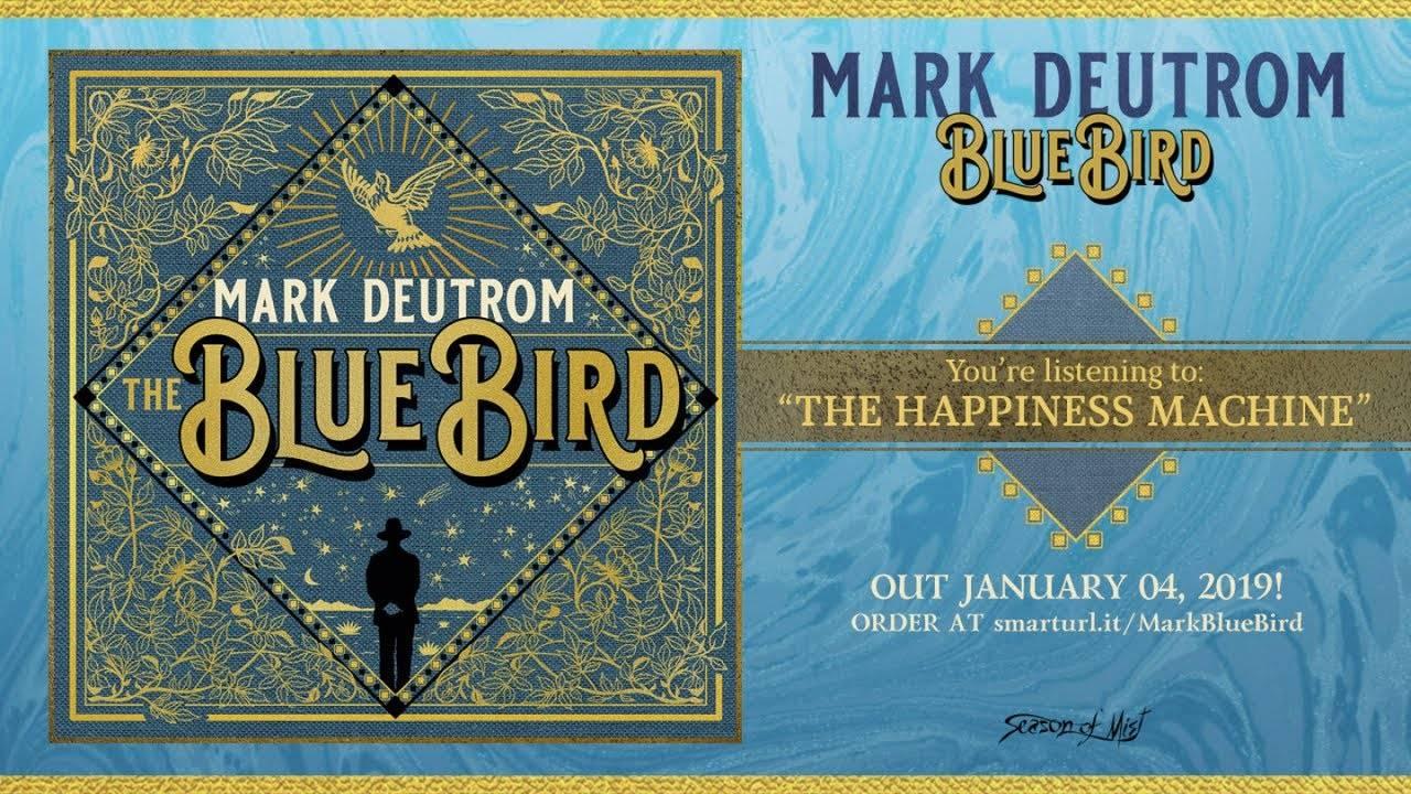 Mark Deutrom tweete un un premier morceau (actualité)
