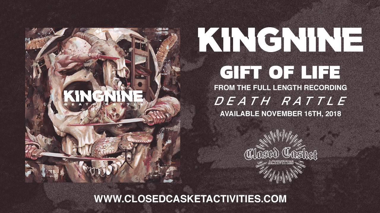 King Nine nous offre un cadeau (actualité)