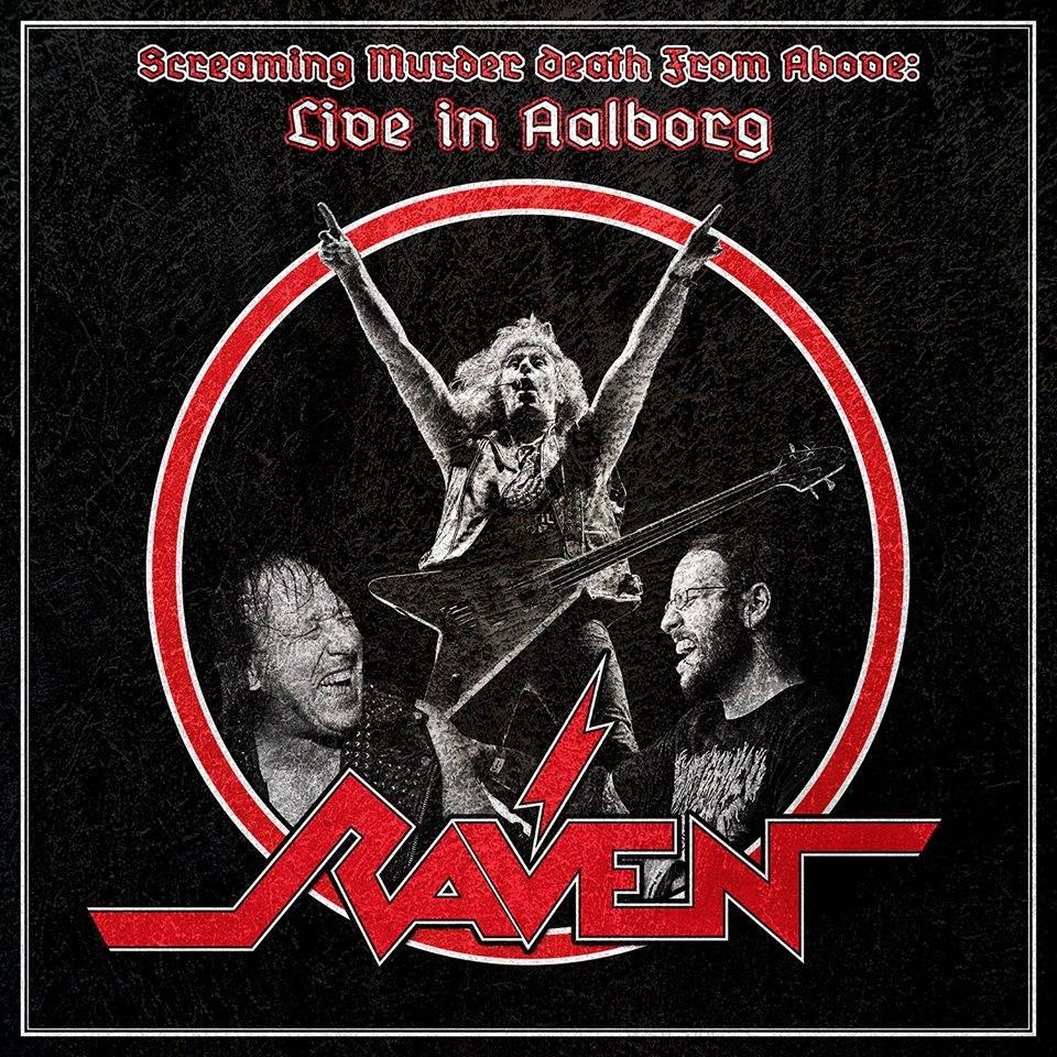 Un album live pour Raven (actualité)