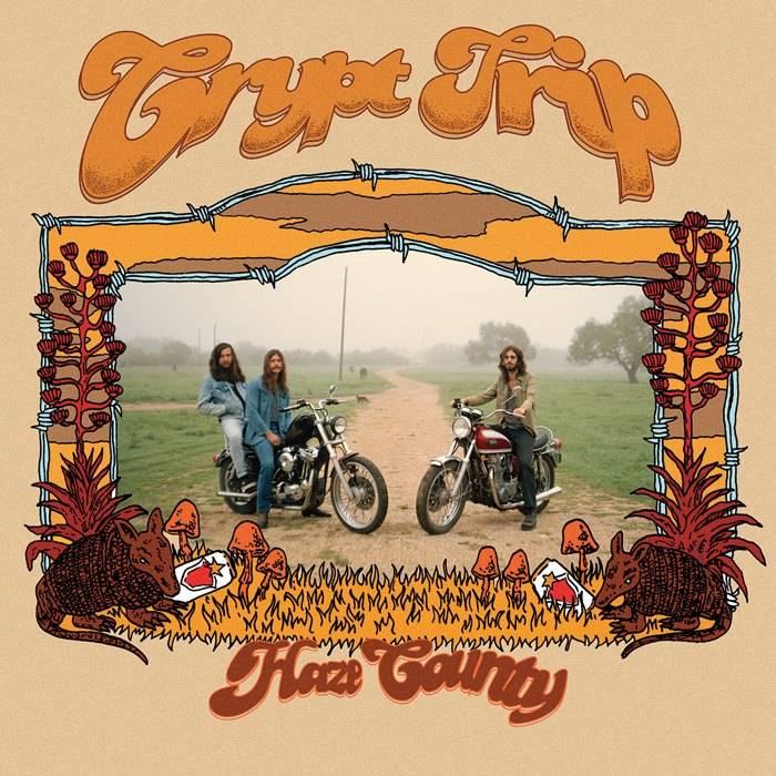 Nouvel album pour Crypt Trip (actualité)