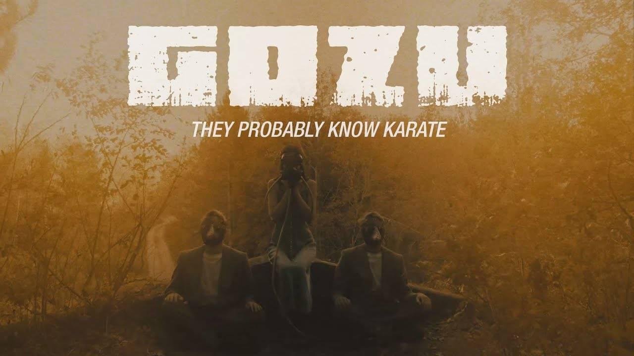 Gozu donne des cours de Karaté (actualité)