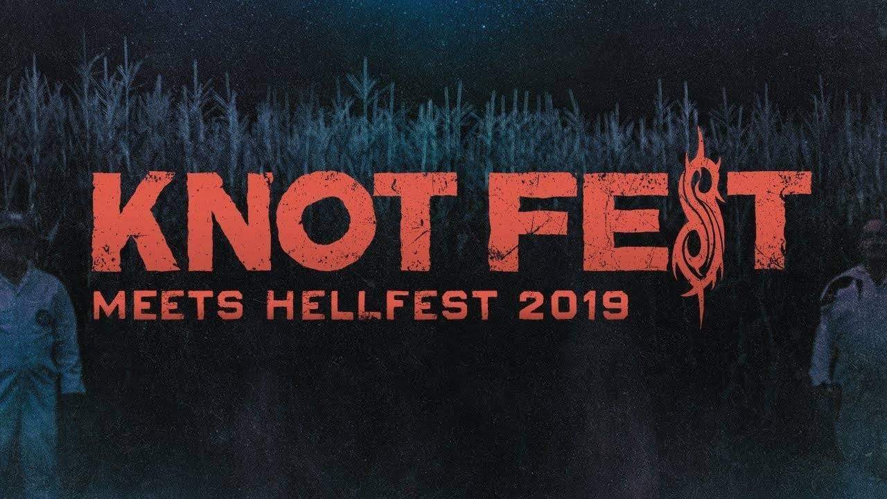 Teaser pour le Knotfest à Clisson (actualité)