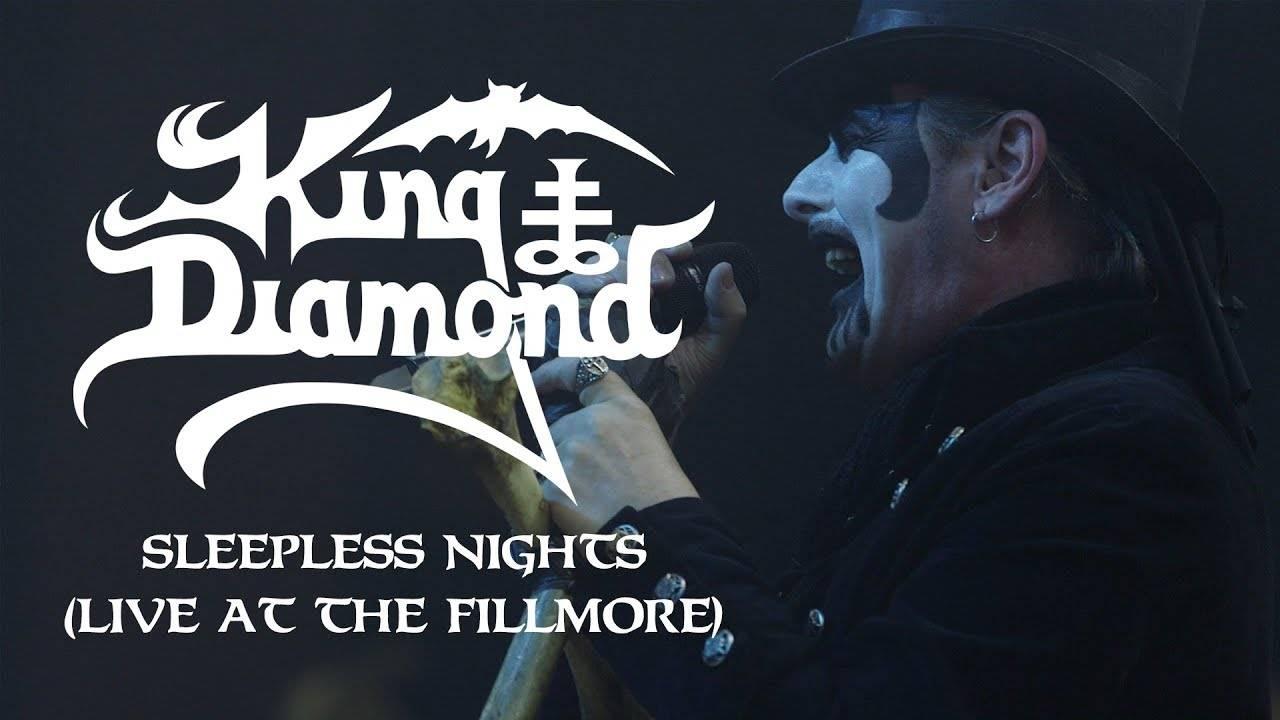 King Diamond chante pour les morts (actualité)