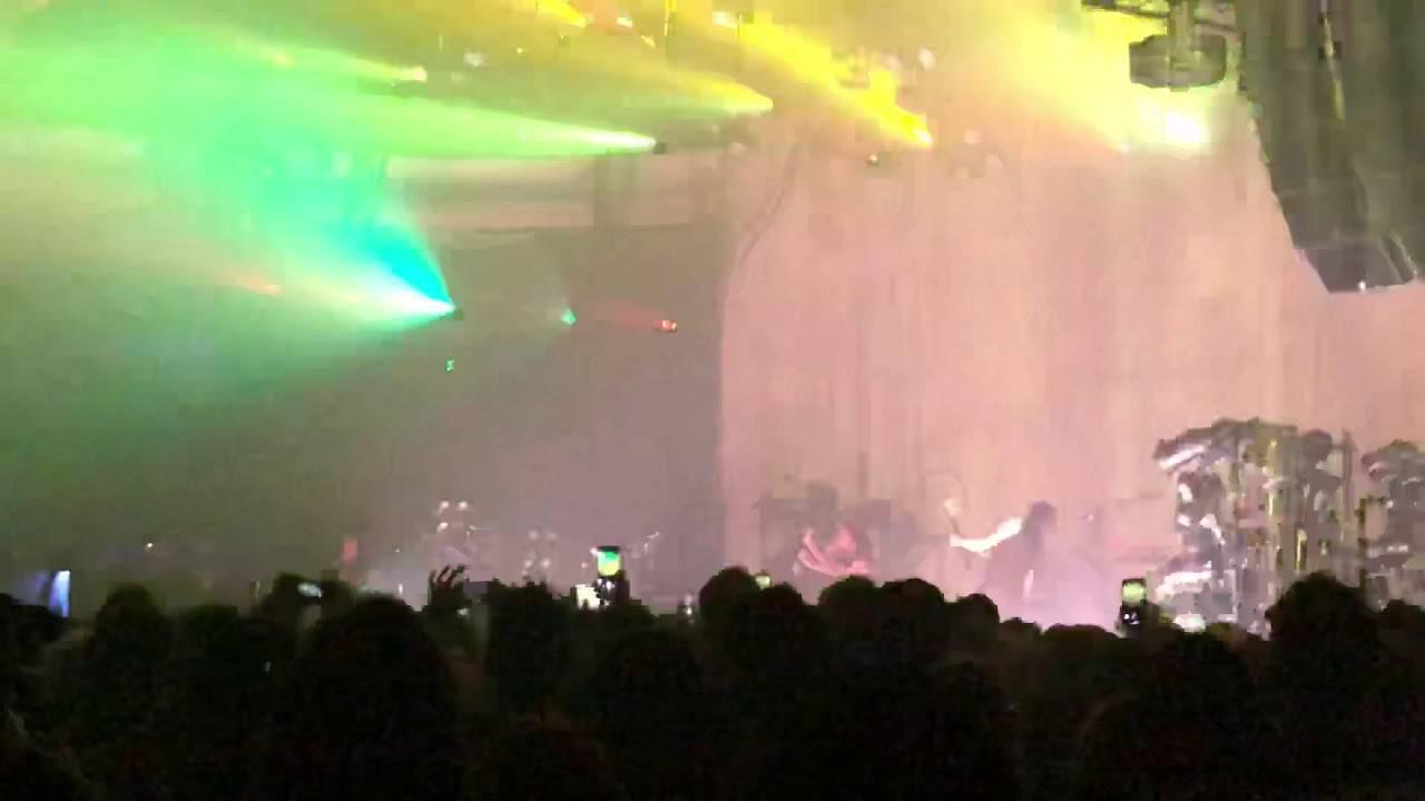 Des titres de How To Destroy Angels joués à un concert de Nine Inch Nails (actualité)