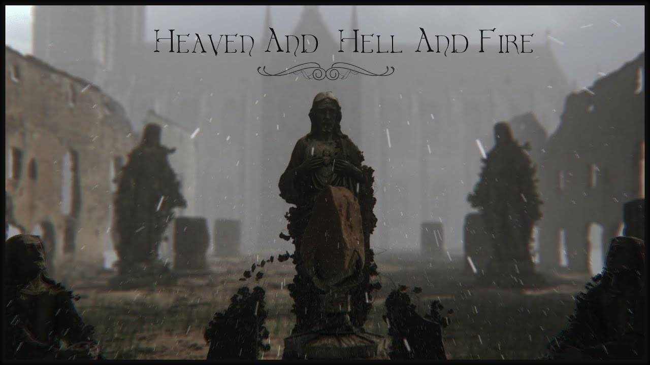 On and on it's Heaven and Rotting Christ (actualité)